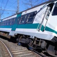 Trasporti, treno fuori dai binari sulla Roma-Viterbo: nessun ferito