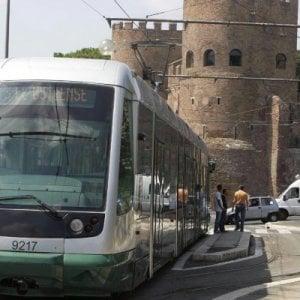 Roma, lavori sulla linea del tram 3: cambio percorso dal 15 al 18 marzo