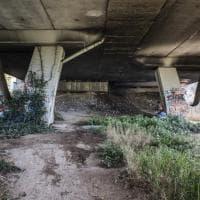 Roma, baracca in fiamme sulla Portuense: trovato il corpo di un senzatetto