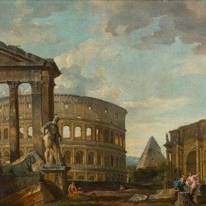 """""""Tutte le strade portano a Roma"""" la mostra a San Francisco"""