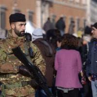 Roma, due zone di massima sicurezza per l'anniversario dei Trattati