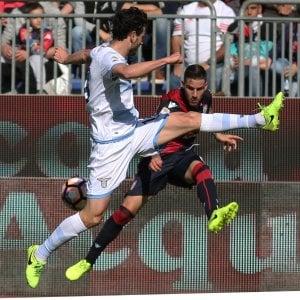 """Lazio, il tridente a digiuno&#x3b; l'amarezza di Parolo """"Addio Champions"""""""