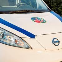 Nissan e-NV200: il primo ufficio mobile al mondo 100% elettrico alla Polizia Municipale di Magliano Sabina