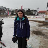 Campidoglio, Raggi in settimana bianca: a lezione di sci