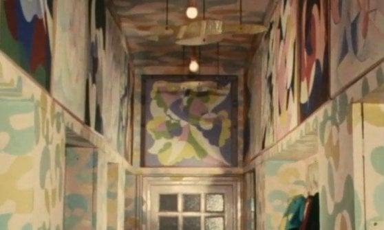 Roma, Balla coi Pink Floyd. Il docufilm di Clemente alla Galleria Nazionale