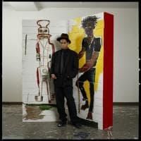 Roma, le ossessioni di Basquiat in mostra al Chiostro di Bramante