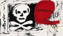 Basquiat in mostra   ossessioni e graffiti