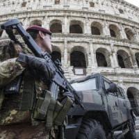 Trattati di Roma, summit blindato. Pericolo black bloc, foglio di via a 7 ragazzi....