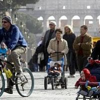 Roma, domenica ecologica: ecco le fasce orarie e i veicoli esentati