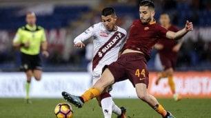 Qui Roma  Manolas: ''Se vuole tenermi club sa cosa fare''   Qui Lazio  Inzaghi in ansia    problema caviglia per De Vrij