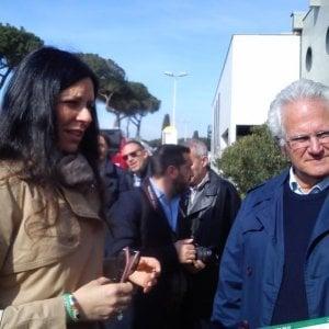 """Roma, Raggi: """"Con i filobus finalmente in strada stiamo mantenendo il nostro impegno"""""""