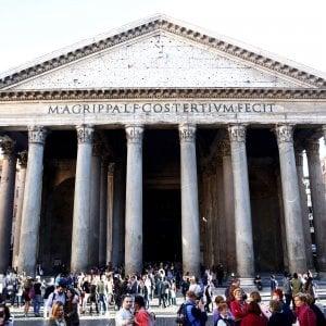 """Roma, Bergamo: """"Vorrei musei e siti archeologici gratuiti. No a biglietto per il Pantheon"""""""