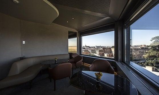 Invito all'Eden di Roma, l'albergo extralusso riapre dopo diciotto mesi di lavori