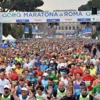 I più bei momenti della Maratona di Roma