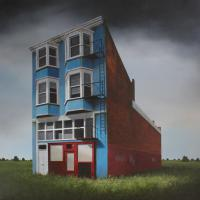 Roma,  le atmosfere sospese di Lee Madgwick alla White Noise Gallery