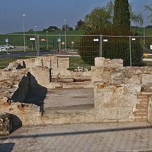 """Roma, Il Car di Guidonia scopre due mosaici romani: """"li abbiamo recuperati"""""""