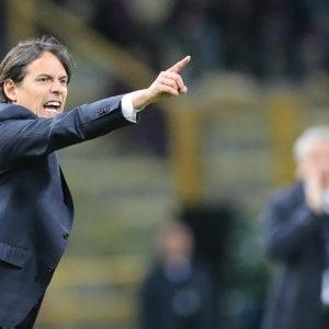 """Lazio,  Inzaghi, sprint per l'Europa: """"A Genova vietato sbagliare"""""""