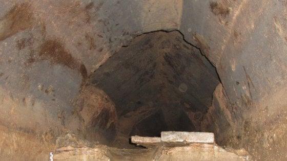 Risultati immagini per pozzi romani nuove scoperte