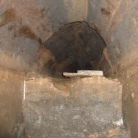 Roma, scoperta alla Prenestina:  riaffora venti metri sotto terra l'acquedotto Appio