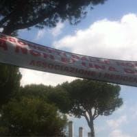 Rifiuti a Roma, residenti: