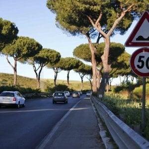 """Roma,  Colombo a singhiozzo tre limiti in 2 chilometri: """"Così è più pericolosa"""""""