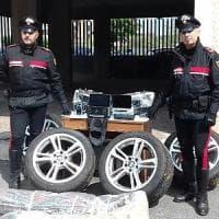 Roma, inseguimento sull'Ostiense, in manette ladro d'auto