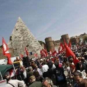 """Roma, la Comunità ebraica assente al corteo del 25 aprile: """"Anpi non rappresenta veri partigiani"""""""