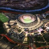 Roma, nella manovrina sui conti del governo spunta la norma sugli stadi