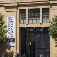 """Roma, """"Skin Taste"""": sui muri di Porto Fluviale le foto di Igor Grubic e Raffaela Mariniello"""