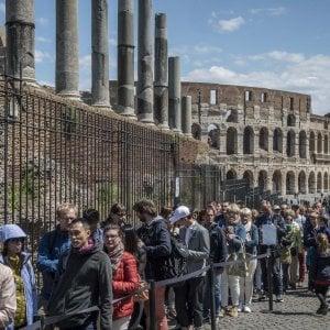 """Colosseo, Raggi contro Mibact: """"Ricorso al Tar sul decreto parco, scelta calata dall'alto"""""""