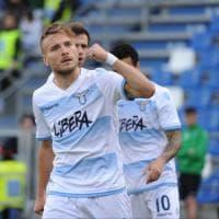Lazio, Ciro e Keita per l'Europa: