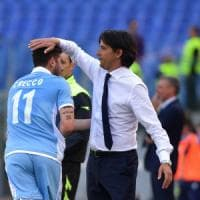 """Lazio, Inzaghi esagerato sei gol al Palermo """"E adesso il derby"""""""