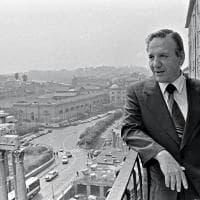 Campidoglio, l'archivio storico si arricchisce: donati documenti e foto del sindaco Petroselli