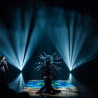 Sciamane con poteri magici, dee e naufraghi: a Roma arriva il Cirque du Soleil