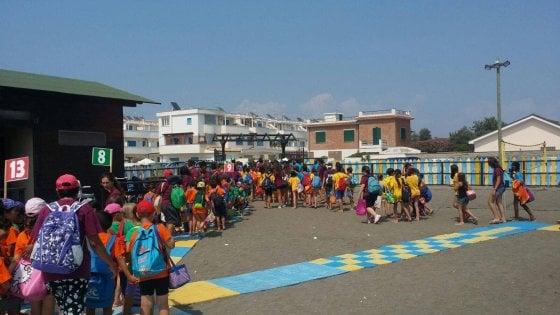 """La """"spiaggia speciale"""" di papa Francesco, dove tutti possono arrivare al mare"""