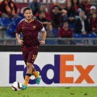 Roma, Totti e il derby: