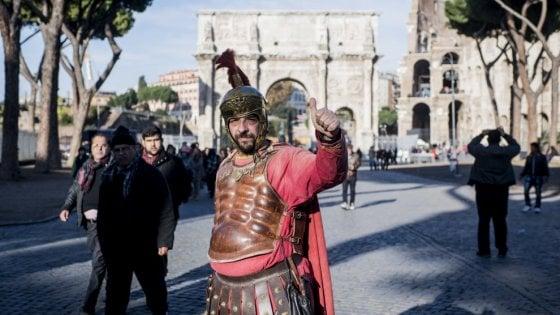 Salvi i centurioni, il Tar boccia la sindaca Raggi