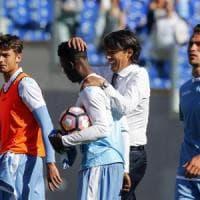 """Lazio, in mille a Formello. Inzaghi sorride """"Noi siamo pronti"""""""