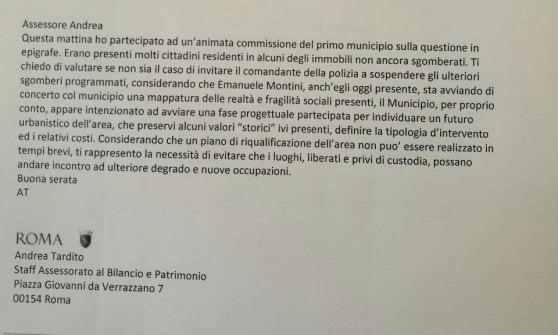 Via Caselli, sgomberato il capostipite dei gitani. L'assessore Mazzillo invitato a 'fermare' la polizia municipale