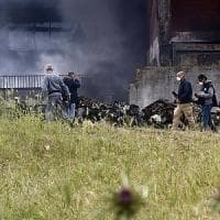 Incendio Pomezia, azienda sotto sequestro: verifiche su diossina e amianto. Arpa: