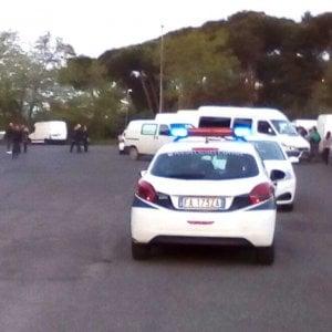 Roma furgone frena alla vista di autovelox investiti due for Via leone xiii roma