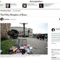L'emergenza rifiuti finisce sul New York Times: