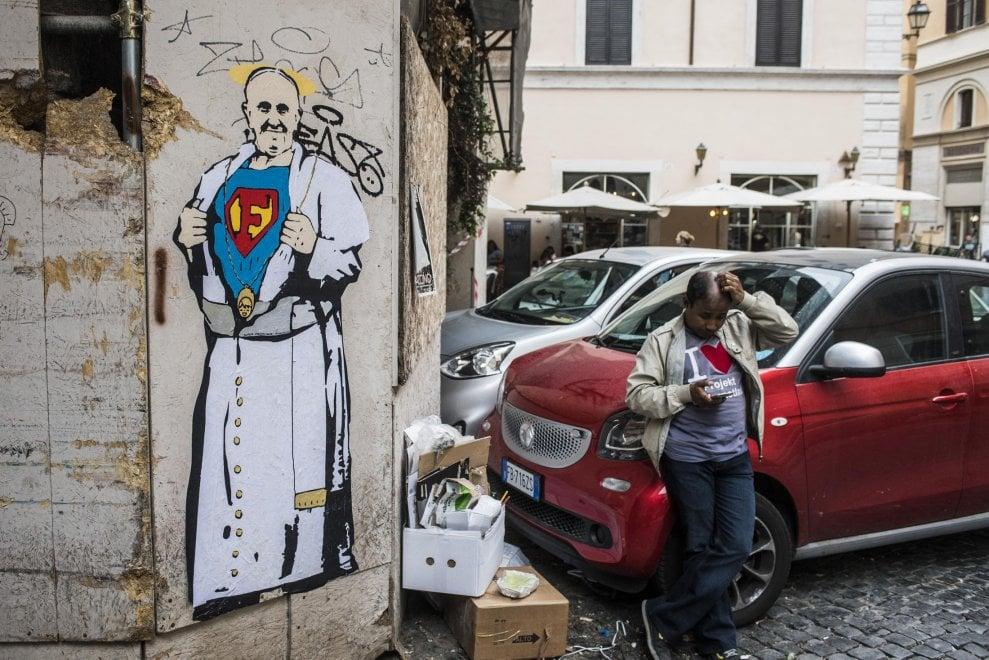El Papa proclamó santos a los pastores de Fátima