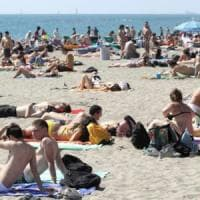 Ostia, presentato il nuovo piano di utilizzo degli arenili: 50% di spiagge libere e abbattimento del lungomuro