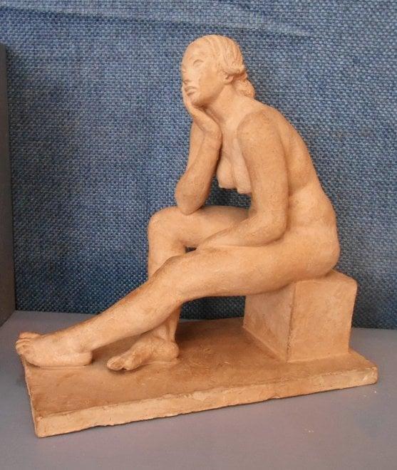 Intimo e liberty, il mondo segreto di Morbiducci alla galleria Aleandri di Roma