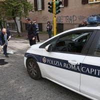 Roma, frontale sull'Ostiense all'altezza di Vitinia: tre feriti