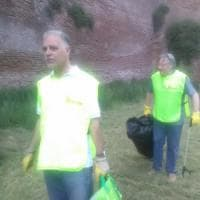 Roma,  sos Porta Metronia. I volontari: