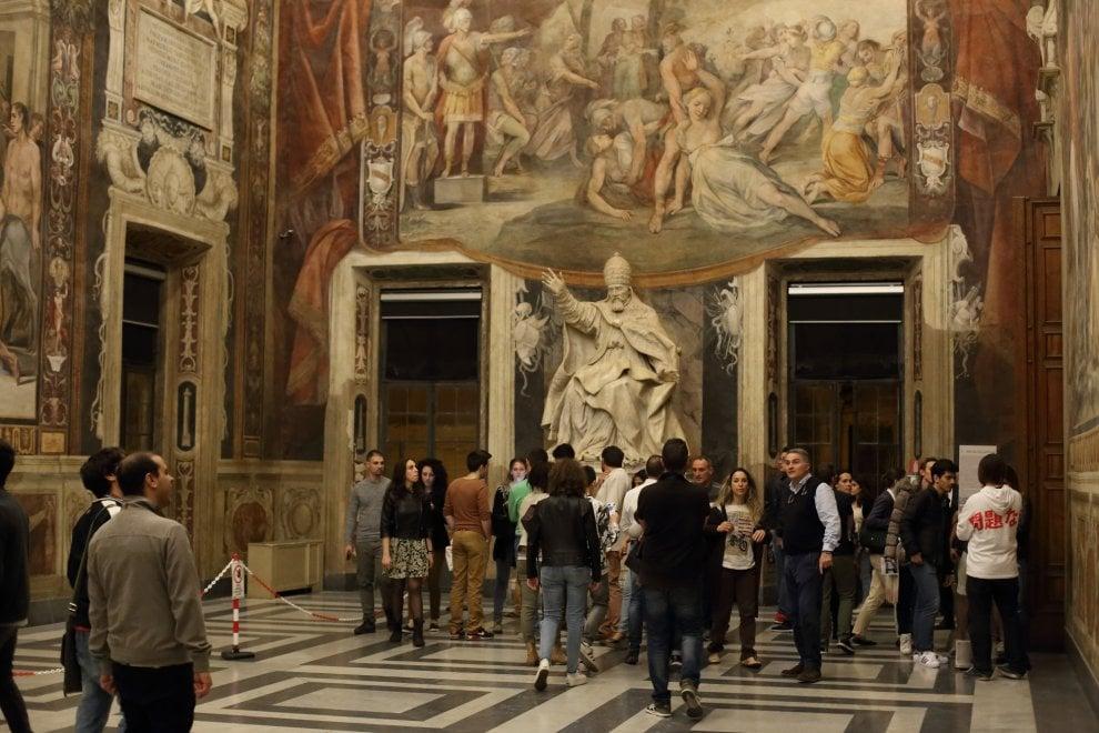 """Roma, le """"ore piccole"""" e la cultura: torna la Notte dei Musei"""
