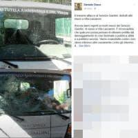 Roma, ancora attacchi al Servizio giardini: due mezzi vandalizzati a Villa Lazzaroni