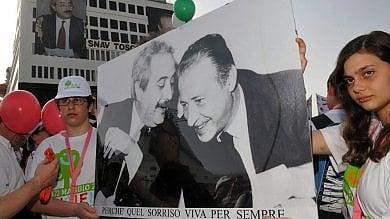 """Anniversario Strage di Capaci, """"Uomini soli"""". Domani con i lettori di Repubblica"""